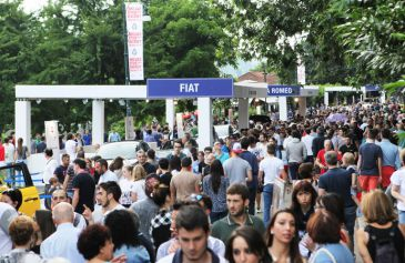 Car Show by Day 90 - Salone Auto Torino Parco Valentino