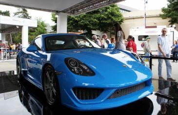 Car Show by Day 91 - Salone Auto Torino Parco Valentino