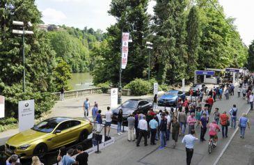 Car Show by Day 95 - Salone Auto Torino Parco Valentino