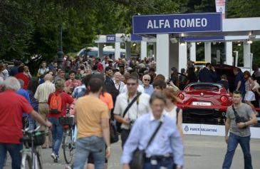 Car Show by Day 96 - Salone Auto Torino Parco Valentino