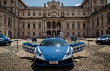 70 anni della Polizia Stradale 3 - Salone Auto Torino Parco Valentino