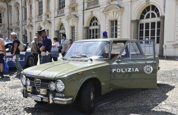 70 anni della Polizia Stradale 6 - Salone Auto Torino Parco Valentino