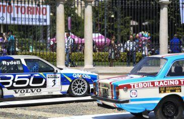 90 anni Volvo 19 - Salone Auto Torino Parco Valentino