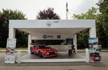 Auto Esposte 132 - Salone Auto Torino Parco Valentino