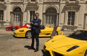70 anni di Ferrari 5 - Salone Auto Torino Parco Valentino