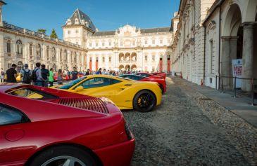 70 anni di Ferrari 11 - Salone Auto Torino Parco Valentino