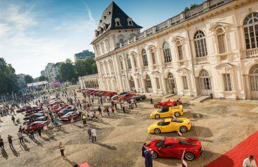 70 anni di Ferrari 8 - Salone Auto Torino Parco Valentino