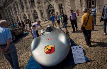 Concorso d'Eleganza ASI 11 - Salone Auto Torino Parco Valentino