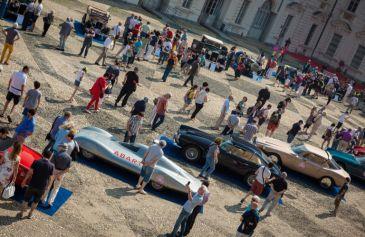 Concorso d'Eleganza ASI 4 - Salone Auto Torino Parco Valentino