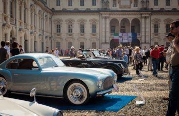 Concorso d'Eleganza ASI 9 - Salone Auto Torino Parco Valentino