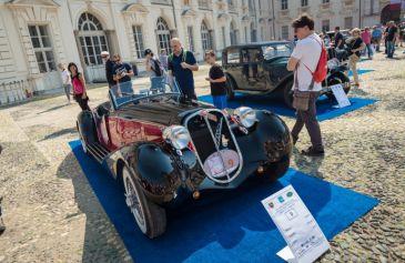 Concorso d'Eleganza ASI 12 - Salone Auto Torino Parco Valentino