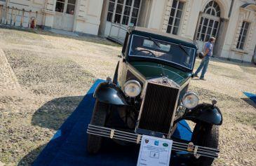 Concorso d'Eleganza ASI 13 - Salone Auto Torino Parco Valentino