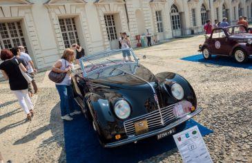 Concorso d'Eleganza ASI 14 - Salone Auto Torino Parco Valentino