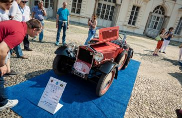 Concorso d'Eleganza ASI 15 - Salone Auto Torino Parco Valentino