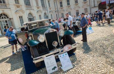 Concorso d'Eleganza ASI 16 - Salone Auto Torino Parco Valentino