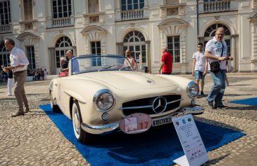 Concorso d'Eleganza ASI 19 - Salone Auto Torino Parco Valentino