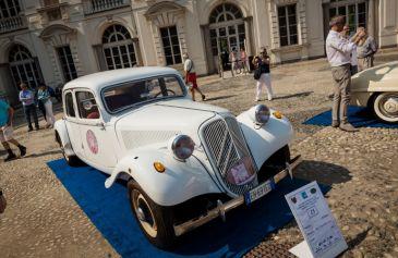 Concorso d'Eleganza ASI 21 - Salone Auto Torino Parco Valentino