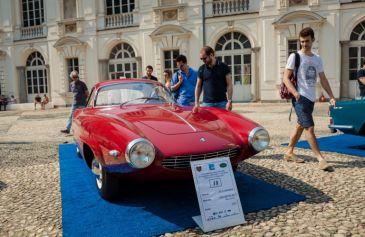 Concorso d'Eleganza ASI 23 - Salone Auto Torino Parco Valentino