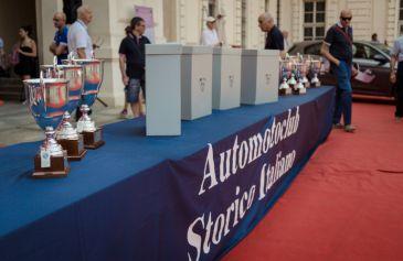 Concorso d'Eleganza ASI 32 - Salone Auto Torino Parco Valentino