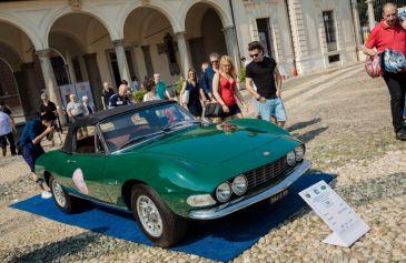 Concorso d'Eleganza ASI 29 - Salone Auto Torino Parco Valentino