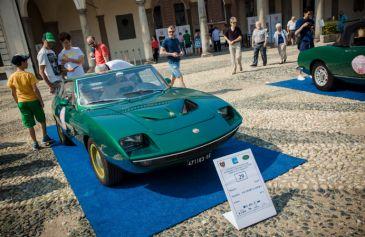 Concorso d'Eleganza ASI 31 - Salone Auto Torino Parco Valentino