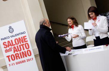 Conferenza Stampa 3 - Salone Auto Torino Parco Valentino