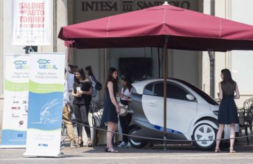 Focus elettrico 10 - Salone Auto Torino Parco Valentino