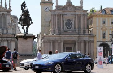 Focus elettrico 2 - Salone Auto Torino Parco Valentino