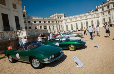 Gran Premio 50 - Salone Auto Torino Parco Valentino