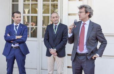 Inaugurazione 14 - Salone Auto Torino Parco Valentino