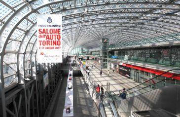 Strada del Design a Porta Susa 1 - Salone Auto Torino Parco Valentino