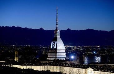 Proiezione Mole Antonelliana 6 - Salone Auto Torino Parco Valentino