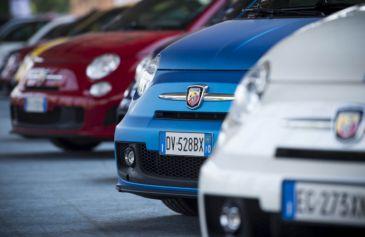 Raduno turin street Abarth 3 - Salone Auto Torino Parco Valentino
