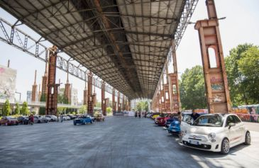 Raduno turin street Abarth 11 - Salone Auto Torino Parco Valentino