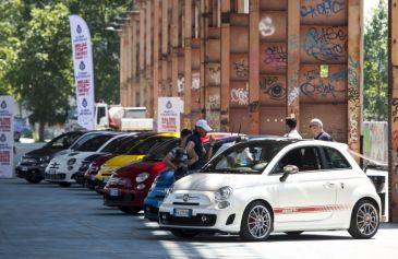 Raduno turin street Abarth 14 - Salone Auto Torino Parco Valentino