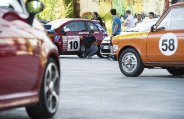 Raduno turin street Abarth 33 - Salone Auto Torino Parco Valentino