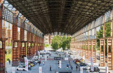 Raduno turin street Abarth 38 - Salone Auto Torino Parco Valentino