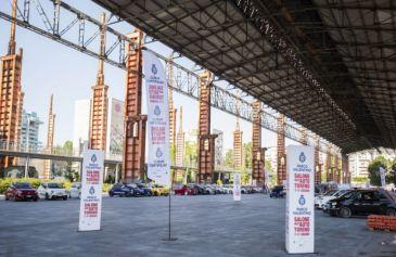 Raduno turin street Abarth 56 - Salone Auto Torino Parco Valentino