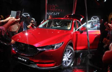 Soul Red Crystal Night - Mazda 12 - Salone Auto Torino Parco Valentino