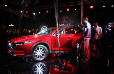 Soul Red Crystal Night - Mazda 13 - MIMO