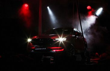 Soul Red Crystal Night - Mazda 10 - MIMO