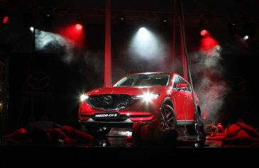 Soul Red Crystal Night - Mazda 9 - MIMO