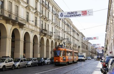 Turin is ready for the Salone 1 - Salone Auto Torino Parco Valentino