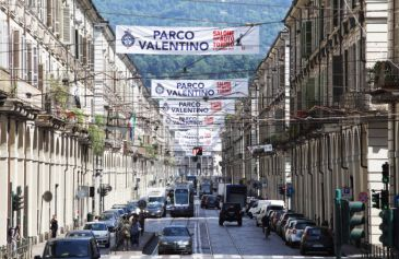 Turin is ready for the Salone 6 - Salone Auto Torino Parco Valentino