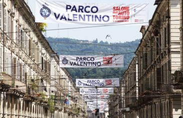 Turin is ready for the Salone 7 - Salone Auto Torino Parco Valentino