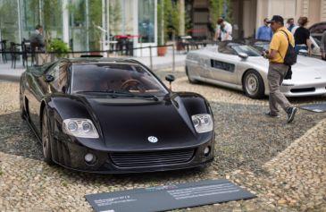 50 anni di Italdesign  11 - Salone Auto Torino Parco Valentino