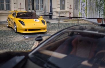 50 anni di Italdesign  15 - Salone Auto Torino Parco Valentino