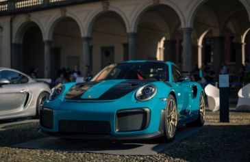 70 anni di Porsche 23 - Salone Auto Torino Parco Valentino