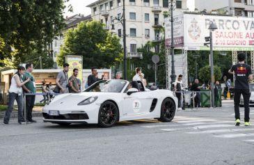 70 anni di Porsche 35 - MIMO