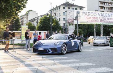 70 anni di Porsche 36 - Salone Auto Torino Parco Valentino